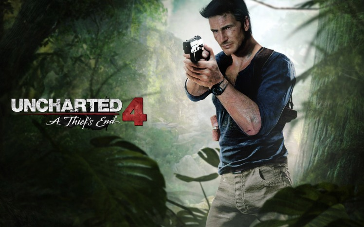 uncharted-4-the-thiefs-end-game-naughty-dog-gun-wallpapersbyte-com-3840x2400