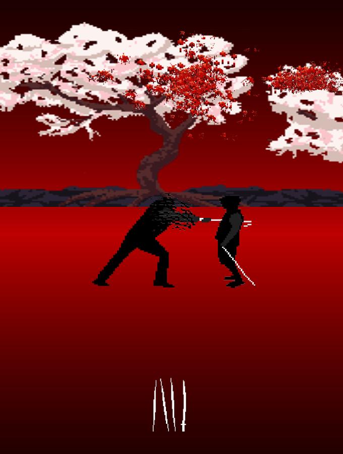 Blind samurai 2