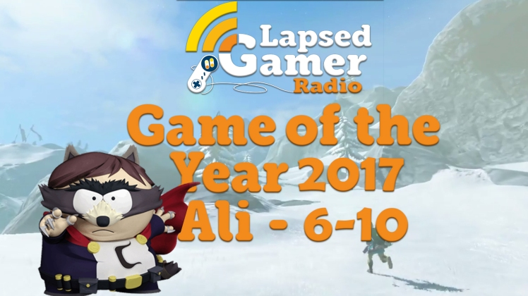 Game Of The Year - Ali